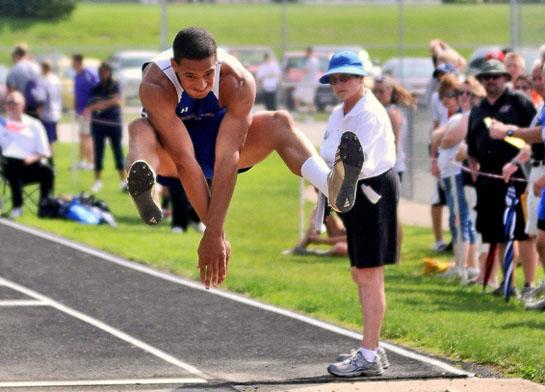 mason district track meet 2012