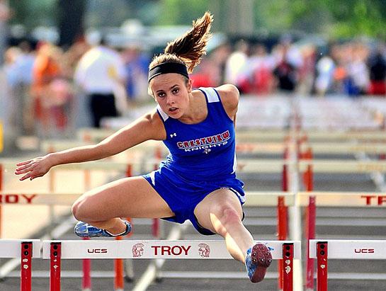 the track meet 2010 calendar